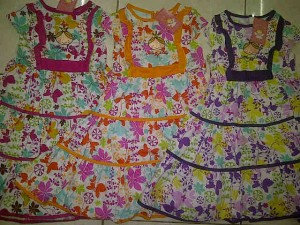 Dress Little by Little AA286 size 4,6,8,10 @69000