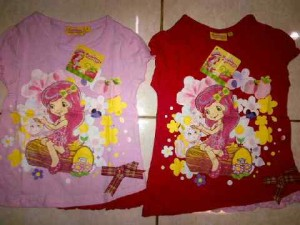 TS Strawberry AA316 size 1,2,3. Seri @34000, lusinan @32000