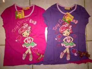 TS Strawberry AA374 size 4,6,8,10, Seri @36000, lusinan @34000